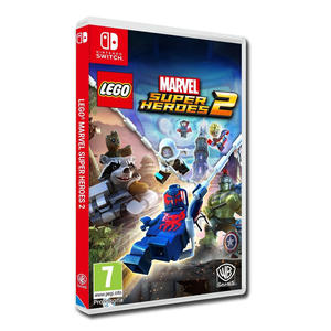 Lego Marvel Super Heroes 2 - NSW - MediaWorld.it