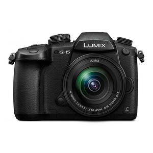 PANASONIC DMC-GH5 + 12-60 G NERO - MediaWorld.it