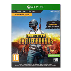 Playerunknown's Battlegrounds - XBOX ONE - MediaWorld.it