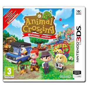 Animal Crossing New Leaf: Welcome Amiibo - 3DS - MediaWorld.it