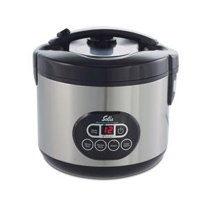 SOLIS Rice Cooker Duo 817 - MediaWorld.it