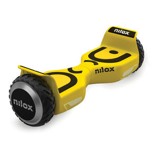 NILOX DOC 2 Hoverboard Yellow - MediaWorld.it