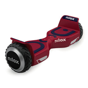 NILOX Doc 2 Hoverboard Red/Blue - MediaWorld.it