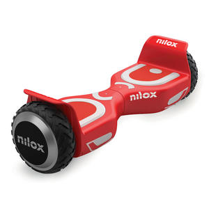 NILOX Doc 2 Hoverboard Red/White - MediaWorld.it