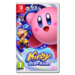 Kirby Star Allies- NSW - MediaWorld.it