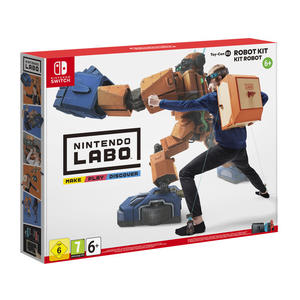 NINTENDO LABO Kit Robot - NSW - MediaWorld.it