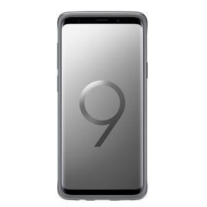 SAMSUNG Galaxy S9+ Clear View Standing Cover Silver - PRMG GRADING ONBN - SCONTO 15,00% - MediaWorld.it