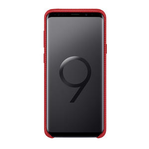 SAMSUNG Galaxy S9+ Hyperknit Cover RED
