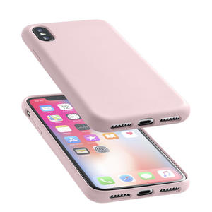 Cellularline Custodia per Iphone X  in silicone soft touch - MediaWorld.it