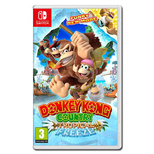 Donkey Kong Country Tropical Freeze - NSW - MediaWorld.it