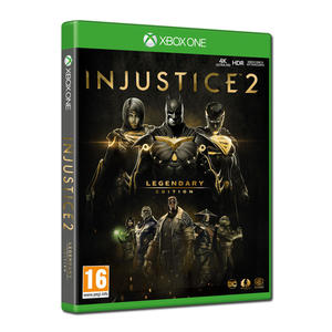 Injustice 2 (Legendary Edition) - XBOX ONE - MediaWorld.it