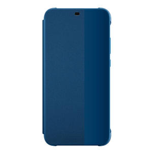 HUAWEI Flip Cover P20 Lite Blue - MediaWorld.it