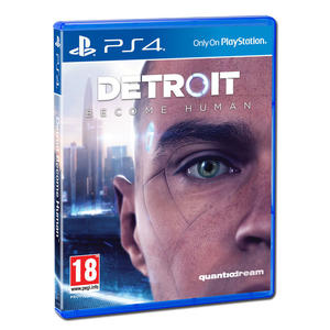 Detroit - Become Human - PS4