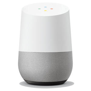 GOOGLE HOME bianco/ardesia - MediaWorld.it