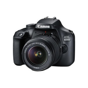 CANON EOS 4000D 18-55 DC BLACK - MediaWorld.it