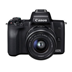 CANON EOS M50 15-45 IS STM BLACK - MediaWorld.it
