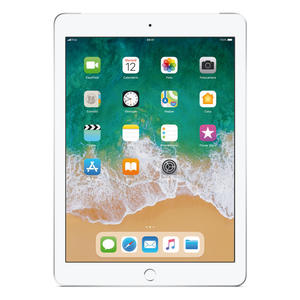 "APPLE Ipad 9,7"" 2018 Wi-Fi+Cellular 128 GB Silver - MediaWorld.it"