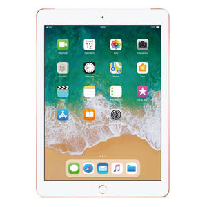 "APPLE iPad 9,7"" 2018 (6a Generazione) Wi-fi + Cellular 128GB Oro - MediaWorld.it"