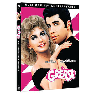 Grease (Edizione 40° Anniversario) - DVD - MediaWorld.it