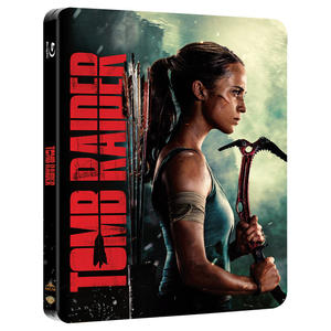 Tomb Raider - Blu-Ray Steelbook - MediaWorld.it