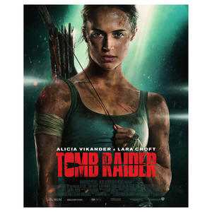 Tomb Raider Poster PV - MediaWorld.it