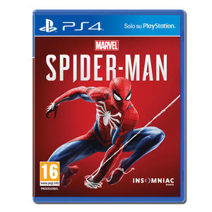 Marvel's Spider-Man - PS4 - MediaWorld.it