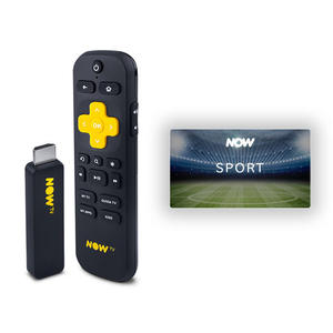 NOW TV Smart Stick con il primo mese di Sport incluso - MediaWorld.it