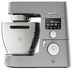 KENWOOD Cooking Chef Gourmet KCC9040S - MediaWorld.it