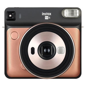 FUJIFILM Instax SQ 6 Blush Gold - MediaWorld.it