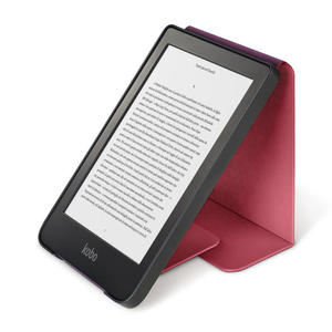 KOBO Custodia per Clara HD Sleep Cover Red - MediaWorld.it