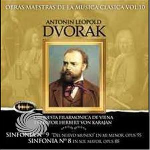 Karajan Herbert Von - Dvorak: Op. 95/Op. 88 - CD - MediaWorld.it