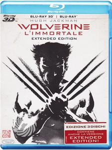 Wolverine - L'immortale - Blu-Ray  3D - MediaWorld.it