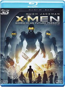 X-Men - Giorni di un futuro passato - Blu-Ray  3D - MediaWorld.it