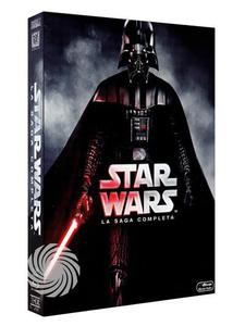 Star Wars - La saga completa - Blu-Ray - MediaWorld.it