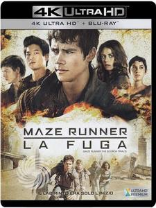 Maze runner - La fuga - Blu-Ray  UHD - MediaWorld.it