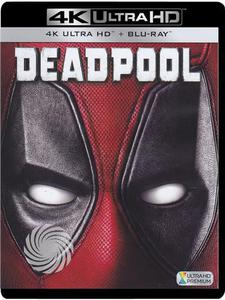 Deadpool - Blu-Ray  UHD - MediaWorld.it