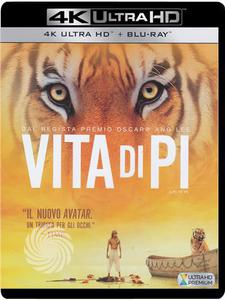 Vita di Pi - Blu-Ray  UHD - MediaWorld.it