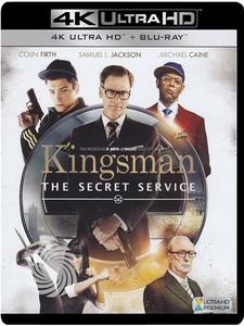 Kingsman: secret service - Blu-Ray  UHD - MediaWorld.it