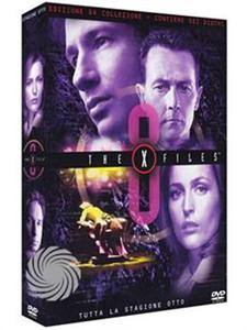 The X-files - Stagione 08 - DVD - MediaWorld.it