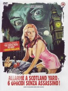 Allarme a Scotland Yard: 6 omicidi senza assassino! - DVD - MediaWorld.it