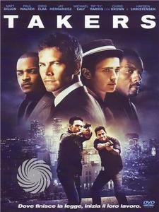 Takers - DVD - MediaWorld.it