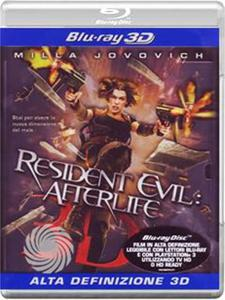Resident evil - Afterlife - Blu-Ray  3D - MediaWorld.it
