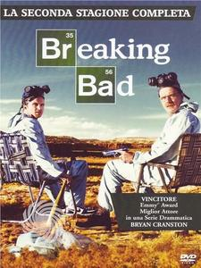 Breaking bad - DVD - Stagione 2 - MediaWorld.it