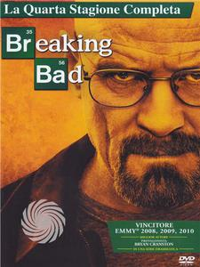 Breaking bad - DVD - Stagione 4 - MediaWorld.it