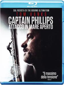 Captain Phillips - Attacco in mare aperto - Blu-Ray - MediaWorld.it