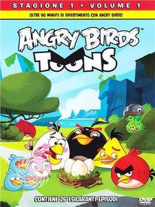 Angry Birds toons - DVD - Stagione 1 - MediaWorld.it
