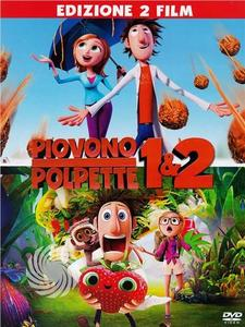 Piovono polpette 1&2 - DVD - MediaWorld.it