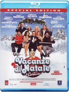 Vacanze di Natale a Cortina - Blu-Ray - MediaWorld.it