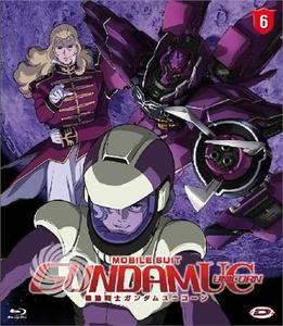 MOBILE SUIT GUNDAM UNICORN #06 - DUE MONDI, DUE DOMANI - Blu-Ray - MediaWorld.it