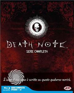 DEATH NOTE - THE COMPLETE SERIES - Blu-Ray - MediaWorld.it